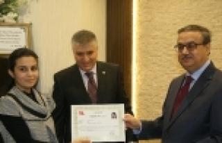 Vali Ali İhsan Su Nüfus Müdürlüğünü Gezdi