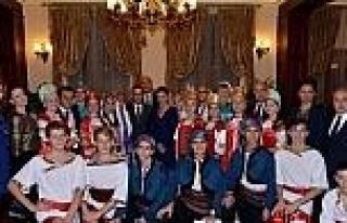 Vali Türker, Cumhurbaşkanı Erdoğan'ı Ziyarete...