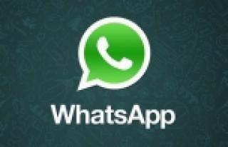 Whatsapp'ta şok detay!