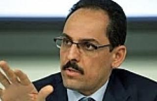 Yeni Cumhurbaşkanlığı Sözcüsü İbrahim Kalın...
