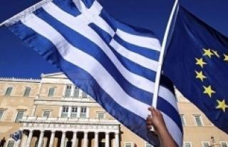 Yunanistan'a 10 milyar Euro