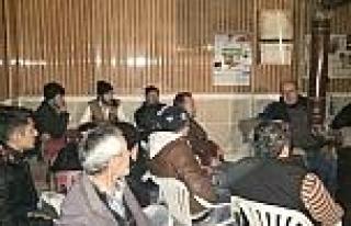 Yunusemre Belediyesi'nden Yılbaşı Mesaisi