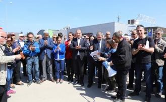 """Mudanya Belediye Başkanı'ndan Özdilek'e sert yanıt: """"Tarihi talana geçit yok!"""""""