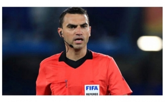 Türkiye-Arnavutluk maçı hakemi belli oldu