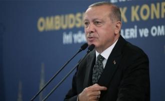 """Cumhurbaşkanı Erdoğan: """"Derdimiz petrol değil insan"""""""