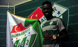 Allano Lima resmen Bursaspor'da