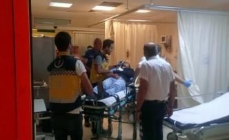 Bursa'da aile  kavgasında 3 yaralı!