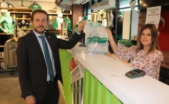 Bursa Milletvekili Kılıç'tan Bursaspor taraftarlarına lisanslı ürün alımı çağrısı