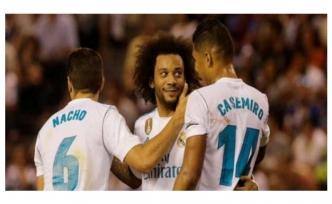 Real Madrid'e Nacho ve Casemiro şoku!