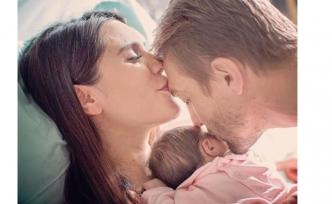 Caner Erkin ile Şükran Ovalı'nın bebekleri hastaneye kaldırıldı