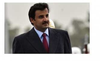 Katar Emiri Al Sani'den Suudi Arabistan'a şok!
