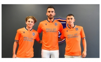 Bursaspor'dan Başakşehir'e üç transfer