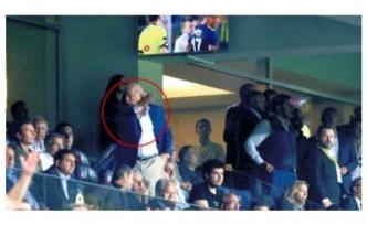 Fenerbahçe-Antalyaspor maçına damga vuran kare! TFF yöneticisi karara çok sinirlendi