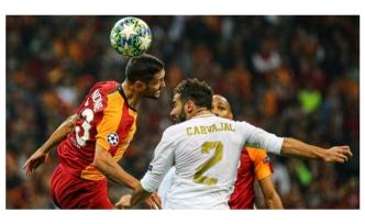 Real Madrid'ten Galatasaray'a ret!