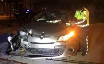 Bursa'da alkol metreyi üflemeyen sürücü polisleri çileden çıkardı