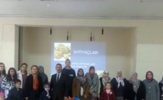 Yenipazar'da Kadınlara Psikolojik Danışmanlık Desteği