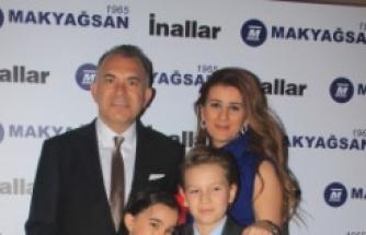İnallar'ın 25.ve Makyağsan'ın 50. Yılına coşkulu kutlama...