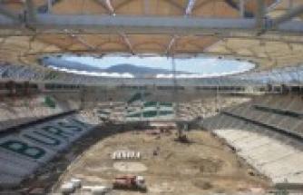 Timsah Arena'dan taraftarları heyecanlandıracak kareler