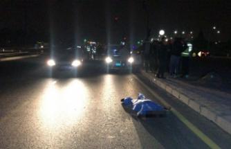 Bursa'da feci son! Karşıdan karşıya geçerken canından oldu!