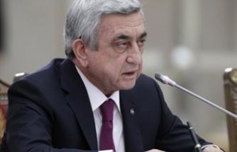 Ermenistan'da bir şok daha
