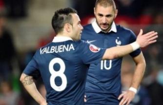 Flaş Valbuena açıklaması
