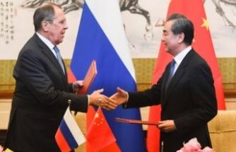 Rusya ve Çin'den ortak karar! Nükleer anlaşma...