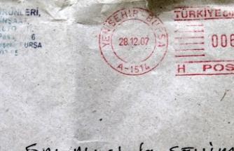 Şaka gibi olay! Bursa'da 11 yıl sonra gelen mektup şoke etti!