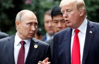 Skandal konuşma... Putin ve Trump'ın 'fahişe' sohbeti!