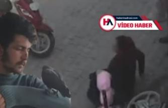 Sokakta terör estirdi, hamile kadını tekmeledi, yarım saat sonra serbest bırakıldı