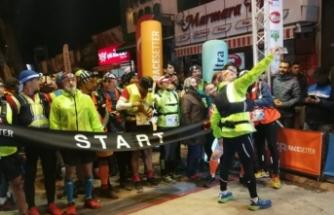 Türkiye'nin en uzun maratonu Bursa'da başladı