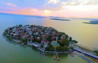 Uluabat Gölü'nde kontrol yetkisi o belediyeye verildi