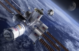 Uzayda tatil! Geceliği 9.5 milyon dolar!