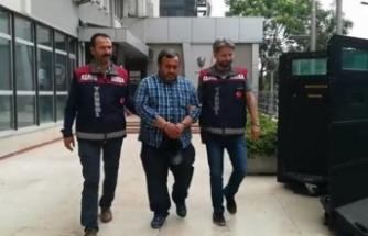 Bursa'da uyanıklık yapmak isterken yakayı ele verdi