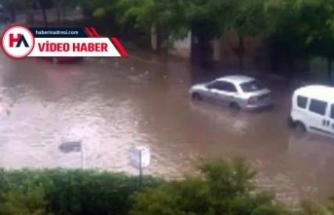 Bursa yağmura teslim