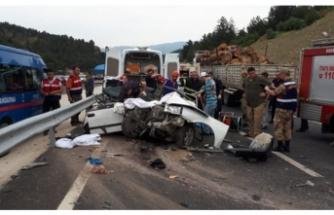 Feci kaza! 3 genç kız hayatını kaybetti