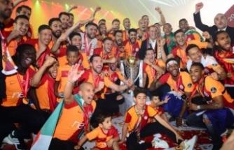 Galatasaray kupasını aldı
