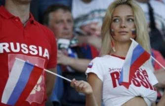 Nijerya milli takımına Rusya yönetmeliği!