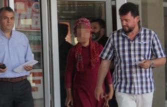 Anne şiddetinden kaçarken yakalandı, yurda yerleştirildi