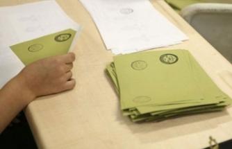 Bu köyde oy verme işlemi sadece 32 dakika sürdü!