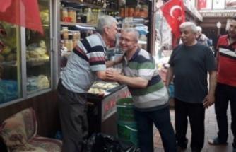 Bursa'da gelenek bozulmadı, bayram sonrası...