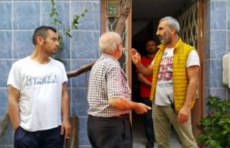 Bursa'da kiracılarının uyuşturucu taciri olduğunu öğrenince...