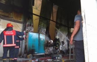 Bursa'da korkutan yangın! Korku dolu anlar yaşandı
