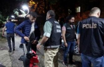Bursa'da Narkotik göz açtırmıyor! Seyyar meyhane de yakalandı