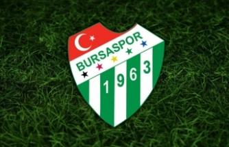 Bursaspor'da görev değişikliği