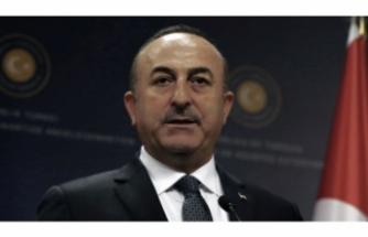 Çavuşoğlu'ndan F-35'lerin teslimatına ilişkin açıklama