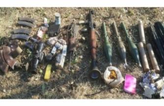 Diyarbakır Hani'de şehit askerin faili 2 terörist öldürüldü
