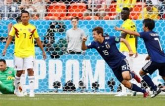 Dünya Kupası'nda tarih yazıldı