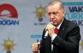 Erdoğan'dan Suriyelilerle ilgili flaş açıklama!