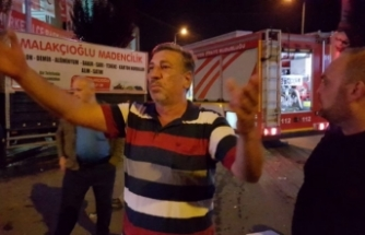 Halk deprem zannedip sokağa döküldü, gerçek sonra anlaşıldı