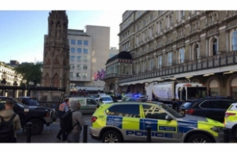 İngiltere'de bomba paniği!